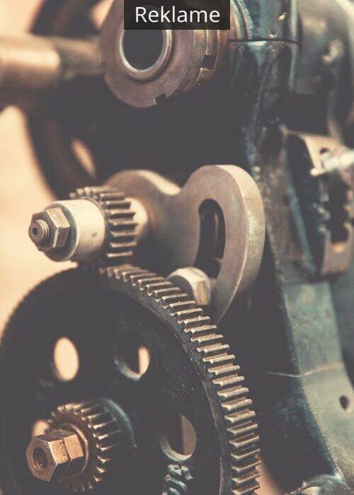 Effektivt landbrug ved hjælp af værktøjer fra andre industrier